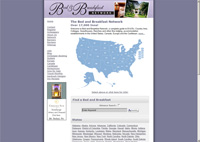 Bed and Breakfast Network (www.bedandbreakfastnetwork.com)